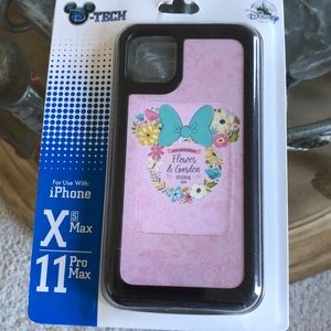 Disney's Epcot Flower and Garden IPhone Case